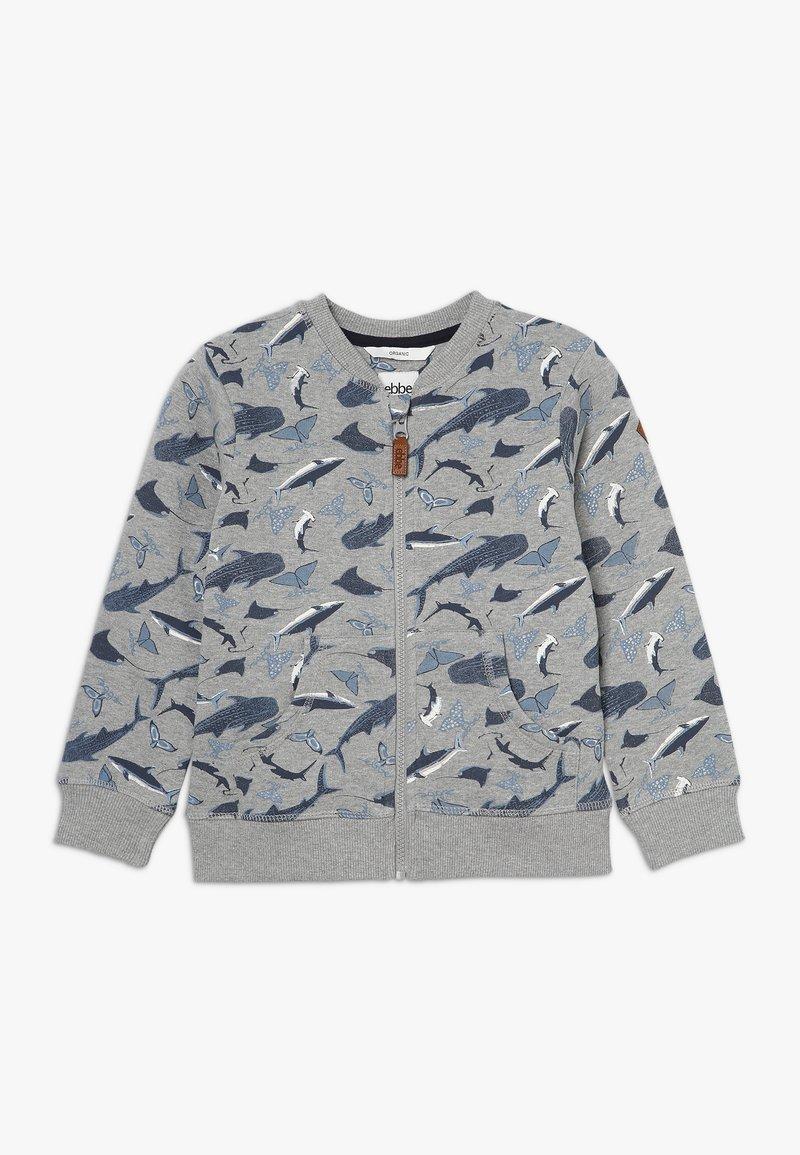 Ebbe - BERKELY  - veste en sweat zippée - blue
