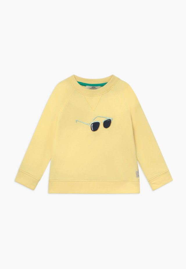 HIDALGO  - Sweatshirt - pale yellow