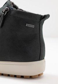 ECCO - SOFT TRED - Sneaker high - marine - 2