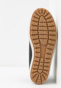 ECCO - SOFT TRED - Sneaker high - marine - 6