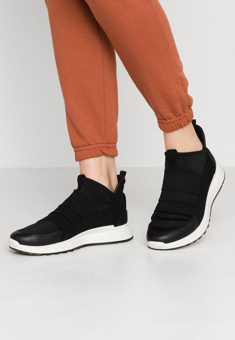 ecco - WOMENS - Sneaker high - black