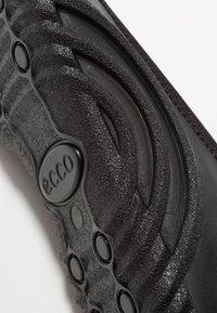 ecco - VIBRATION 1.0 - Bailarinas - black - 2