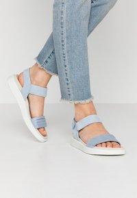 ECCO - ECCO FLOWT W - Sandals - dusty blue - 0