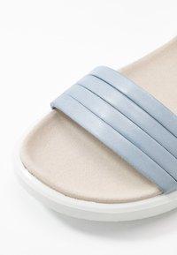 ECCO - ECCO FLOWT W - Sandals - dusty blue - 2