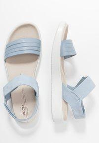 ECCO - ECCO FLOWT W - Sandals - dusty blue - 3