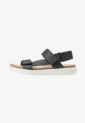 CORKSPHERE  - Walking sandals - marine