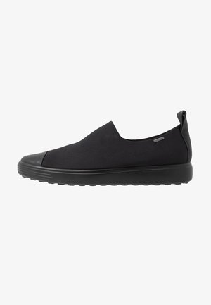 SOFT  - Mocassins - black