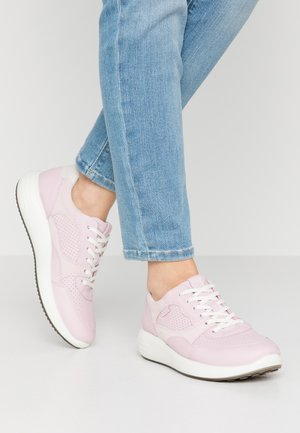 SOFT 7 RUNNER  - Sneakers basse - blossom rose/shadow white