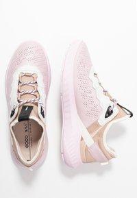 ecco - ECCO ST.1 LITE W - Sneakersy niskie - multicolor/blossom rose - 5