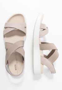ECCO - ECCO FLOWT W - Sandals - grey - 3