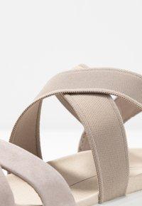 ECCO - ECCO FLOWT W - Sandals - grey - 2