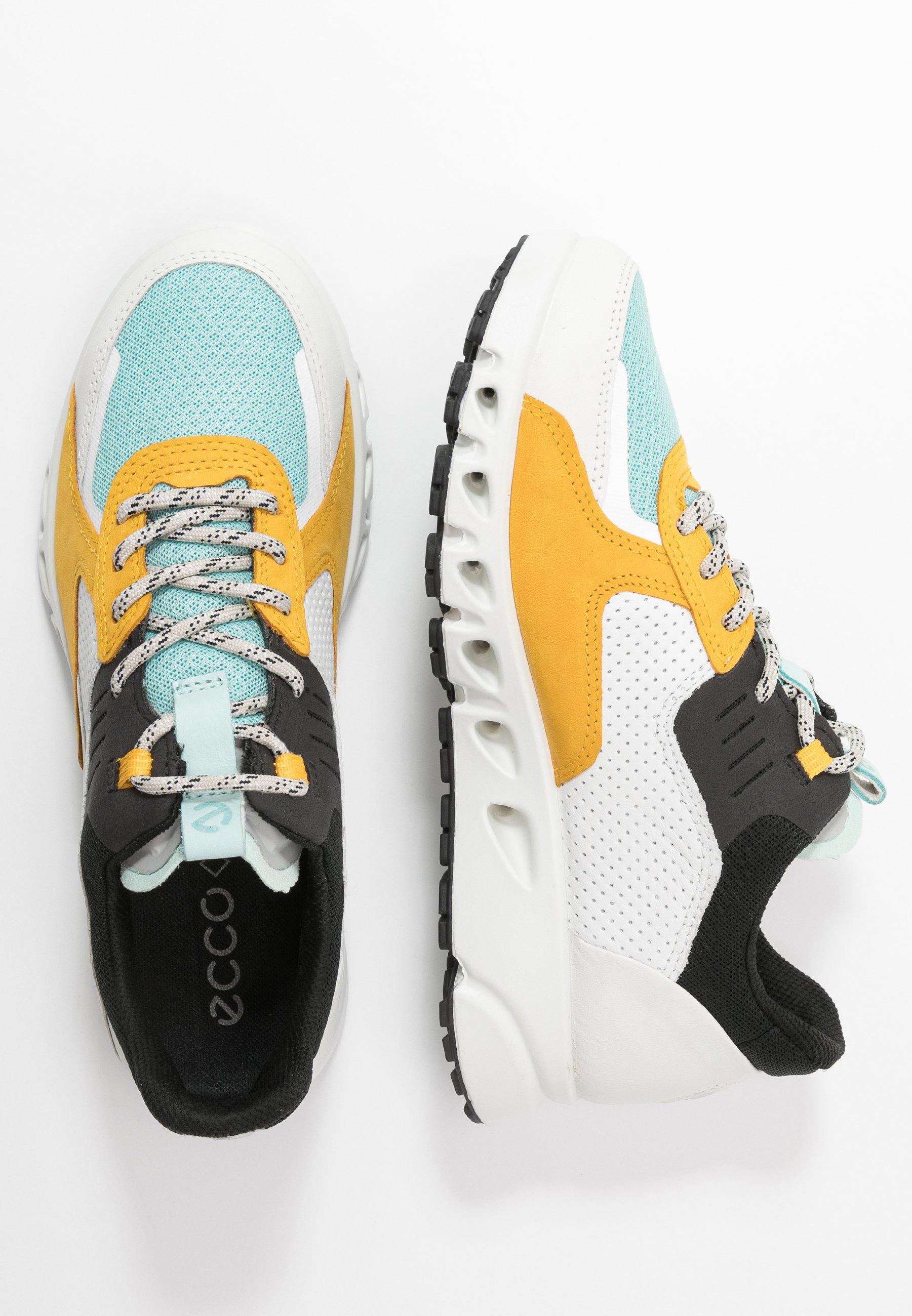 ecco ECCO MULTI-VENT W - Sneakersy niskie - multicolor/merigold