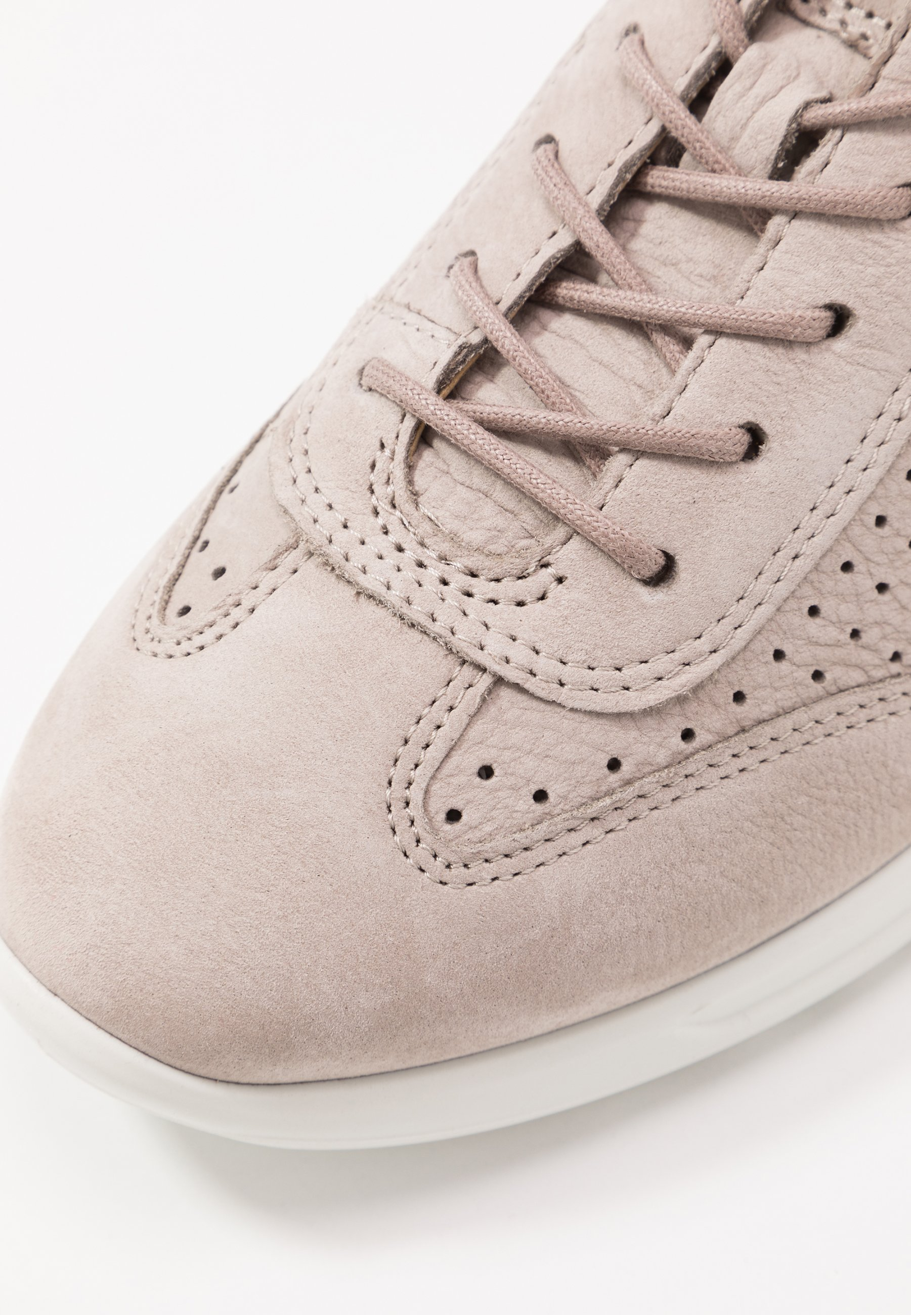 ecco ECCO FLEXURE RUNNER W - Sneakersy niskie - grey rose
