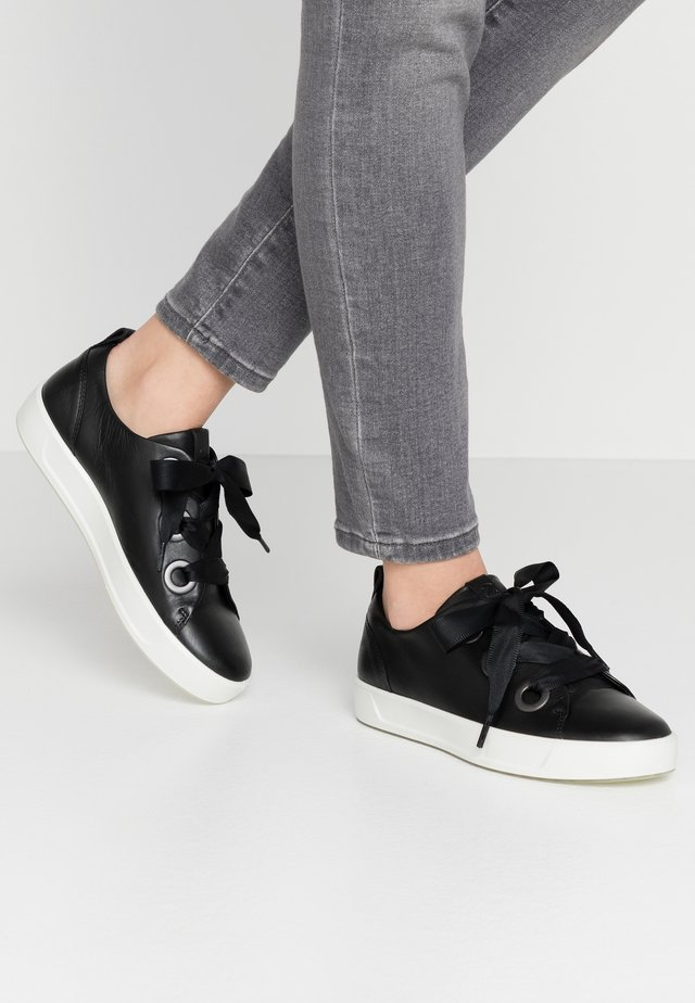 ECCO SOFT 8 W - Sneaker low - black