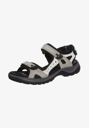 OFFROAD - Walking sandals - atmosphere/die white