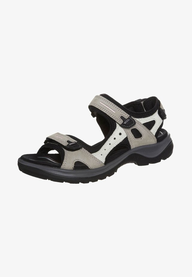 OFFROAD - Outdoorsandalen - atmosphere/die white