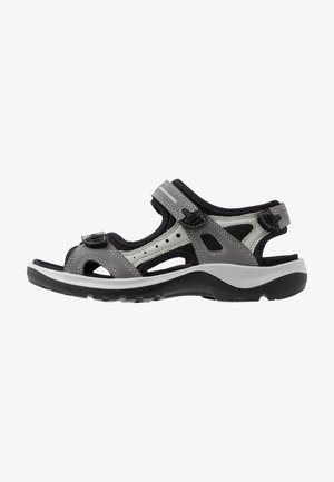 OFFROAD - Walking sandals - titanium