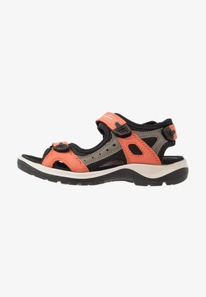 OFFROAD - Outdoorsandalen - apricot/dark clay