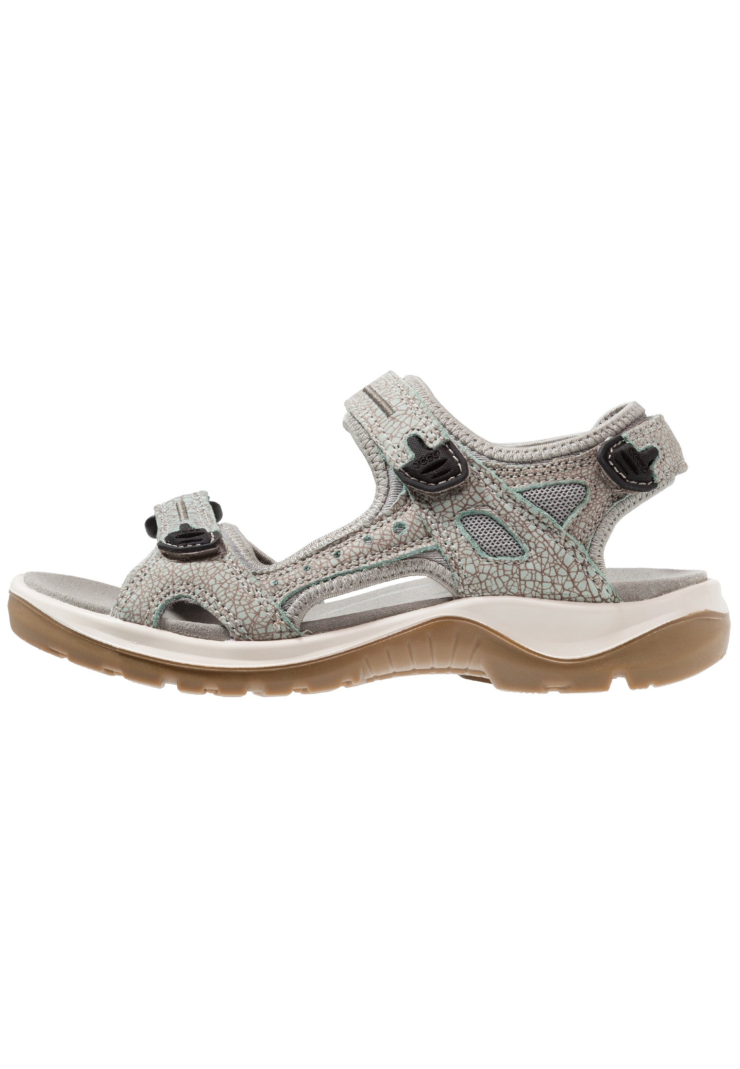 ecco OFFROAD Outdoorsandalen ice flowercocoa brown