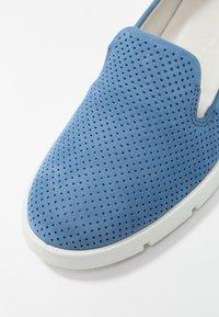 ECCO - BELLA - Slip-ons - retro blue - 2