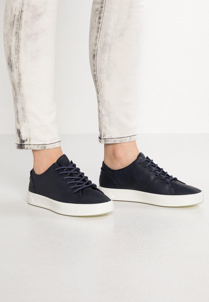 ecco - SOFT WOMENS - Sneaker low - marine