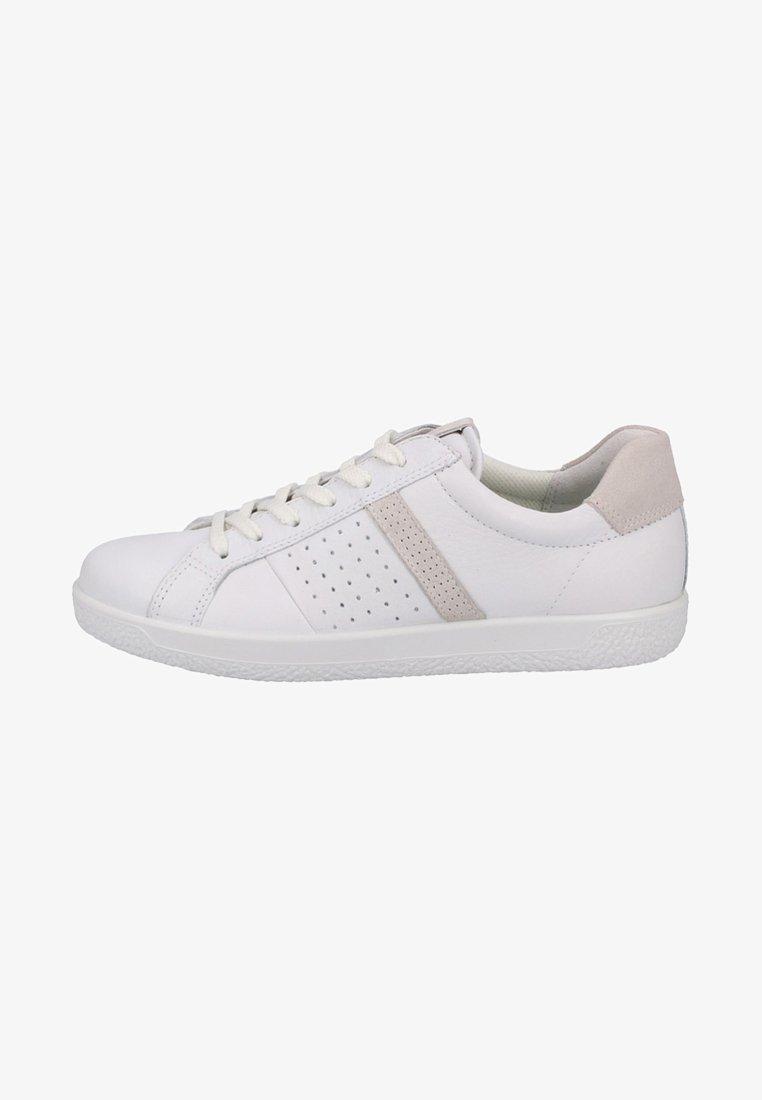 ecco - Sneaker low - white/shadow white