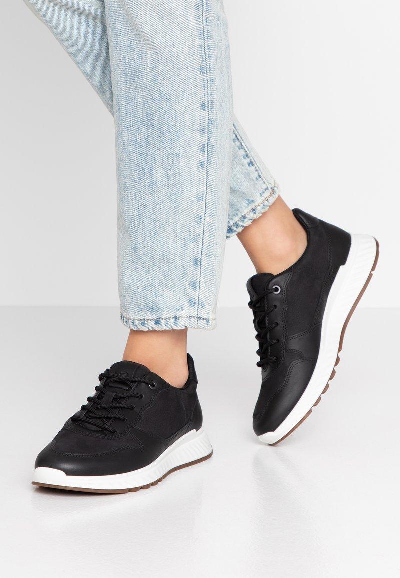 ecco - Zapatillas - black