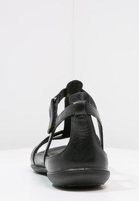 ECCO - ECCO FLASH - Sandaler - black - 4