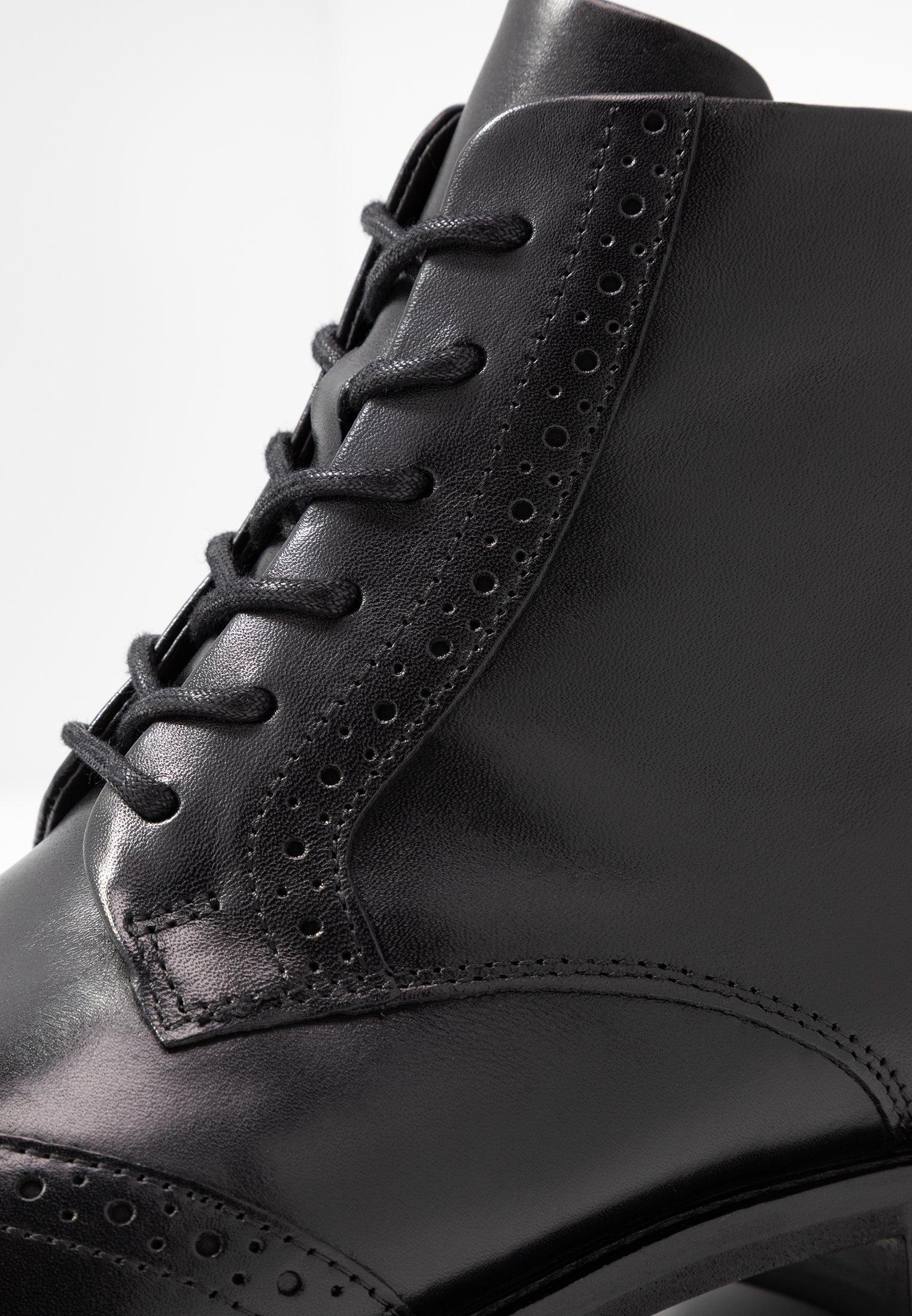 Ecco Sartorelle Tailored - Veterboots Black Goedkope Schoenen