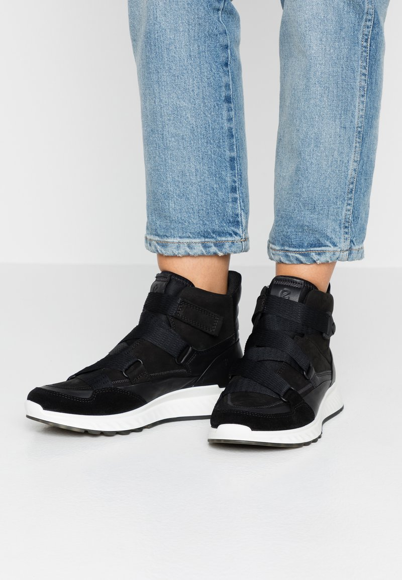 ecco - Classic ankle boots - black