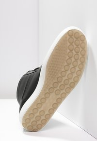 ECCO - SOFT VII - Zapatillas altas - black - 4