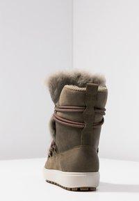ecco - SOFT TRED - Zimní obuv - navajo brown/moon rock - 5