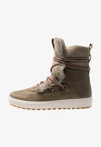 ecco - SOFT TRED - Zimní obuv - navajo brown/moon rock - 1