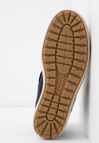 ecco - SOFT TRED  - Kotníková obuv - black - 6