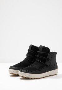 ecco - SOFT TRED  - Kotníková obuv - black - 4