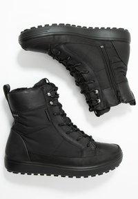 ECCO - SOFT TRED - Winter boots - black - 3