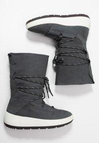 ecco - UKIUK - Zimní obuv - dark shadow - 1