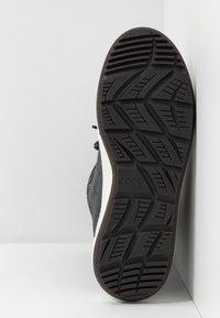 ecco - UKIUK - Zimní obuv - dark shadow - 4