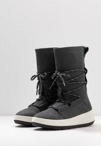ecco - UKIUK - Zimní obuv - dark shadow - 2