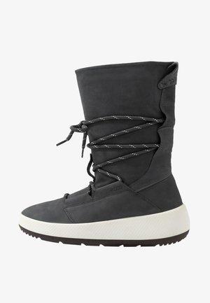 UKIUK - Zimní obuv - dark shadow