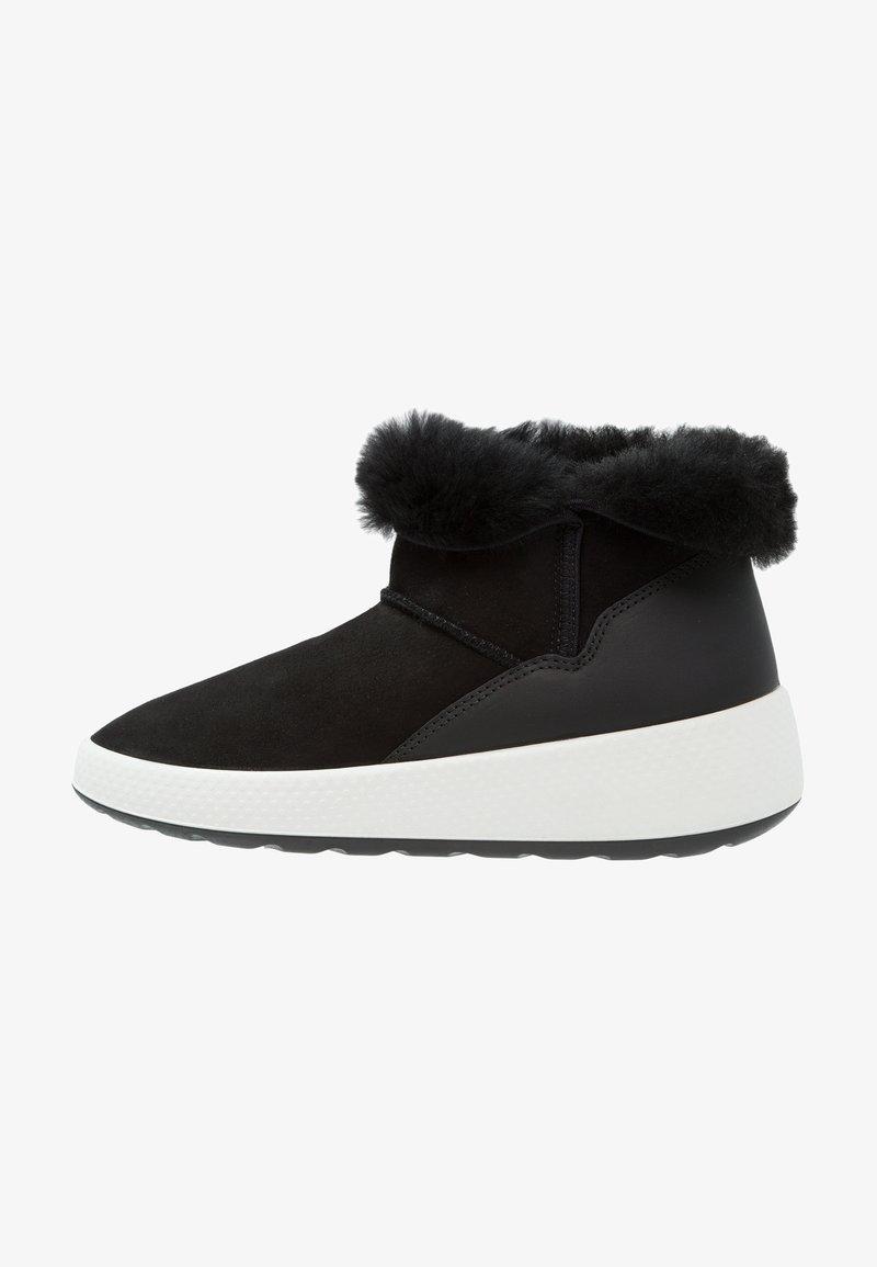 ecco - UKIUK - Ankle Boot - black