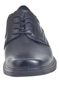 ECCO - HELSINKI - Smart lace-ups - black - 3