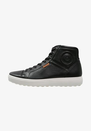 SOFT 7 - Höga sneakers - black