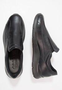 ecco - IRVING - Slippers - black - 1
