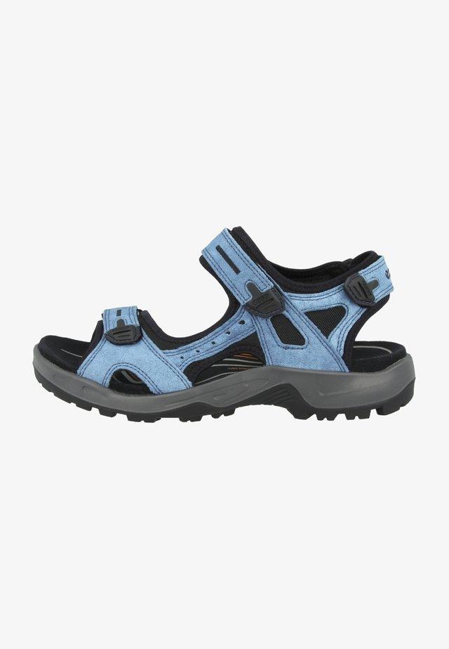 OFFROAD - Walking sandals - wild dove/titanium/black