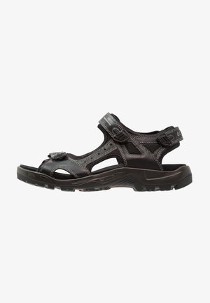 OFFROAD - Walking sandals - black