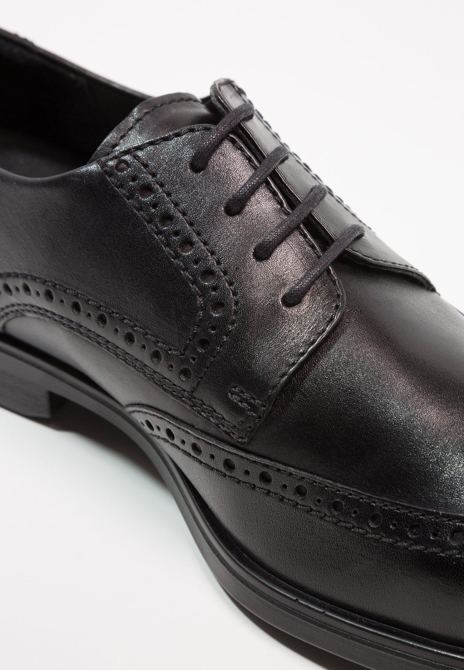 MELBOURNE Zapatos con cordones black