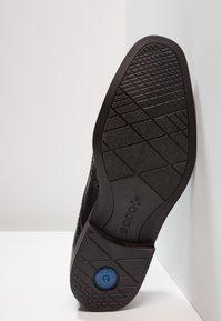 ecco - MELBOURNE - Eleganckie buty - black - 6