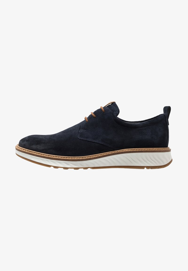 ecco - ST.1 HYBRID - Casual lace-ups - navy
