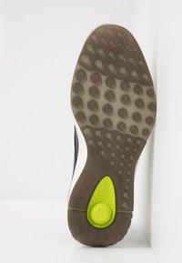 ecco - ST.1 HYBRID - Volnočasové šněrovací boty - denim blue - 4